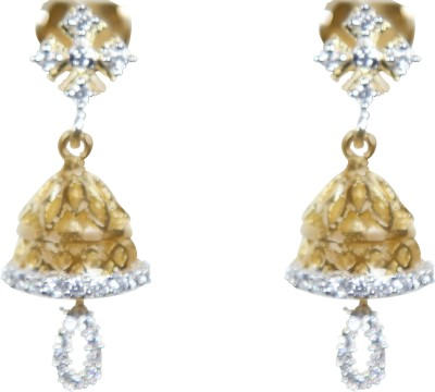 Valentina J21S118 Alloy Jhumki Earring