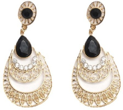 Divine Collection Fashion Jewelry Rose Gold Drop Earring