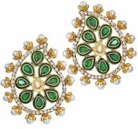 Maayra Smart Stone Work Copper Drop Earring best price on Flipkart @ Rs. 570