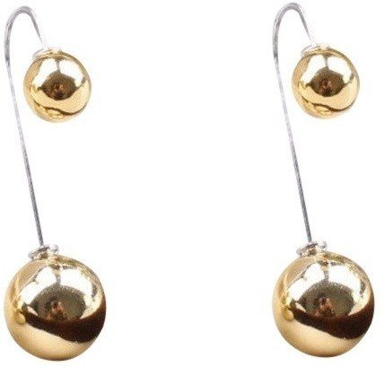Deals - Delhi - Must-Haves <br> Double sided earrings<br> Category - jewellery<br> Business - Flipkart.com