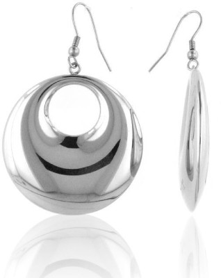 Netaya Chic and Fun Stainless Steel Dangle Earring