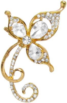 Jewelz Dressy Collcetion Metal Cuff Earring
