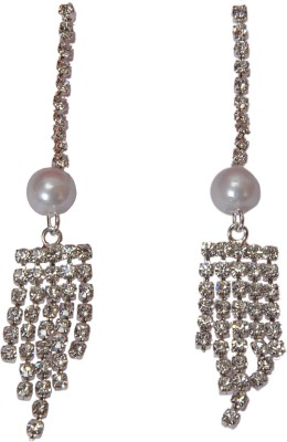 Narbman Shiny Charm Alloy Drop Earring