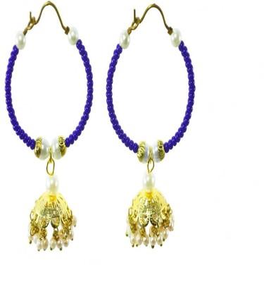 Rasaam Style Diva Alloy Jhumki Earring