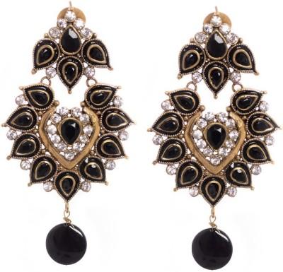 Buyclues SSJ6089 Brass Earring Set