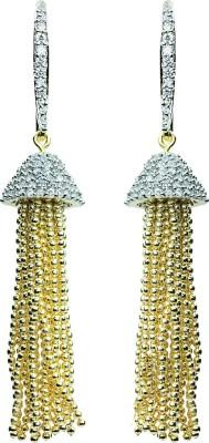 Womanwa Special Touch Metal Tassel Earring