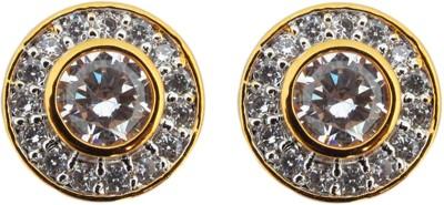 Fashionage FA_EAR_35 Brass Stud Earring