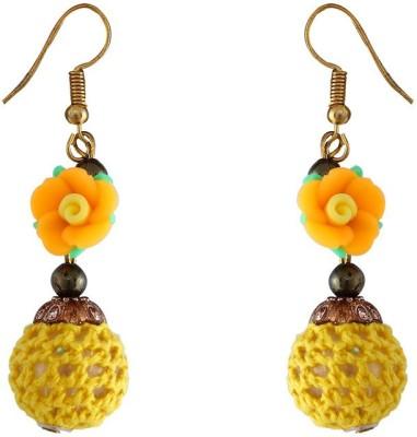Jewlot Dazzling Fashion 1027 Metal Dangle Earring