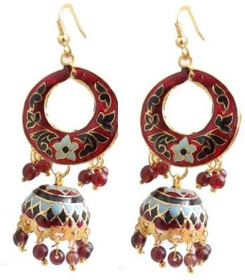Kalaplanet Thewa Alloy Dangle Earring
