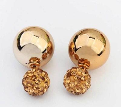 Ruvee Dior Pretty Lady Alloy Plug Earring