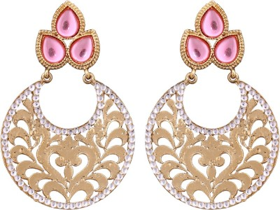 Vendee Fashion Antique Design Alloy Chandelier Earring