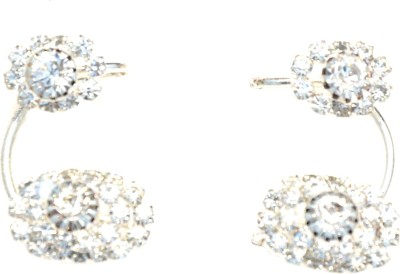 Mohfashions Sparkle Alloy Cuff Earring