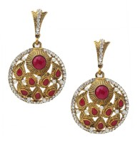 Prakruthi Antique Alloy Chandelier Earring best price on Flipkart @ Rs. 410