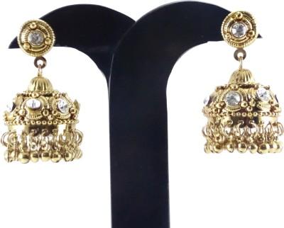 Navisha Trending Fashion Metal Jhumki Earring