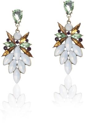 Celestia Eclat Multicolor Dangle Earring Alloy Dangle Earring