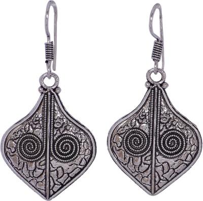 Silvery ME-11-MN Metal Dangle Earring