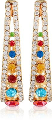 Moedbuille Beutifully Gorgeous Crystal Alloy Drop Earring