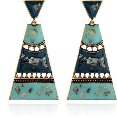 Insia Insia Turkish Alloy Drop Earring
