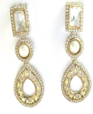 Fashion Pitaraa Shining Stones Alloy Drop Earring