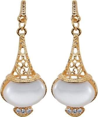 Grand Jewels Temple Alloy Drop Earring