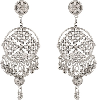 Haze HAZE0425 Zircon Alloy Drop Earring