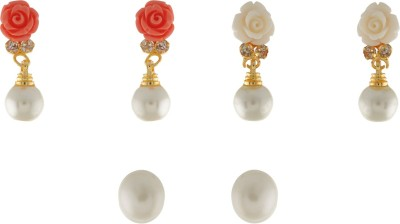 FreshMe Fashion Jewellery Alloy Stud Earring