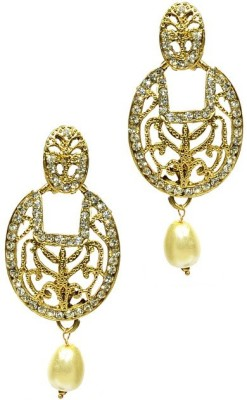 Shine My Life Ziara Alloy Chandbali Earring