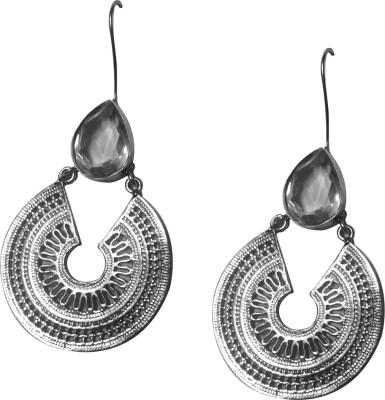 zenith jewels princess25 Brass Chandelier Earring
