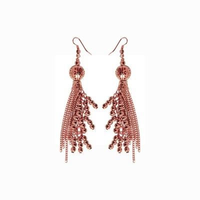 Kenway Retail Road to Glamour Metal Tassel Earring