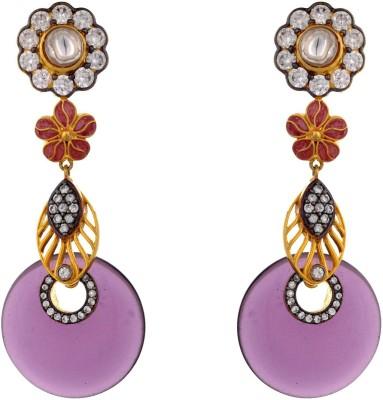 Parshwa Jewellery 2780 Brass Drop Earring