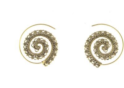 Gurjari Bali Brass Stud Earring