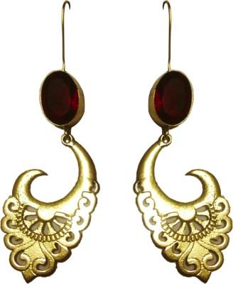 zenith jewels princess23 Brass Chandelier Earring