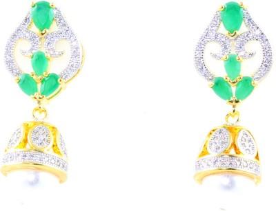 SuperShine jewelry Brass Jhumki Earring