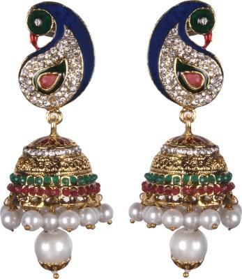 Tatva R1752 Alloy Jhumki Earring