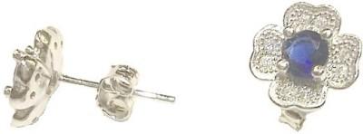 Vummidi Bangaru Chetty & Sons Sparklers Sterling Silver Stud Earring