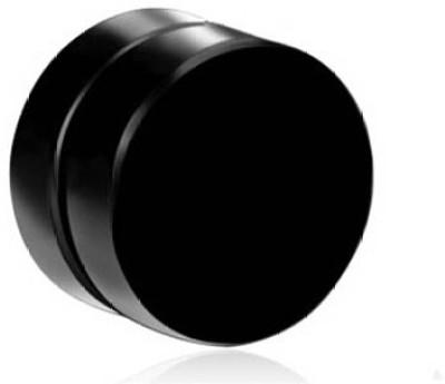 GemRoute Magnetic (Single Ear) Stainless Steel Magnetic Earring