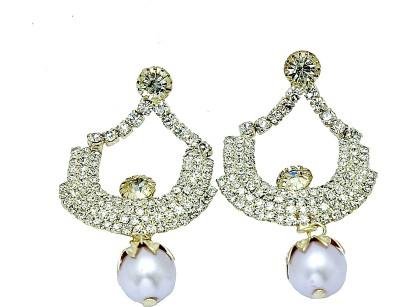 GlamMore09 SPARKLING SHINE Alloy Chandelier Earring