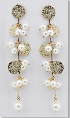 Sushito Mala gold Alloy Stud Earring