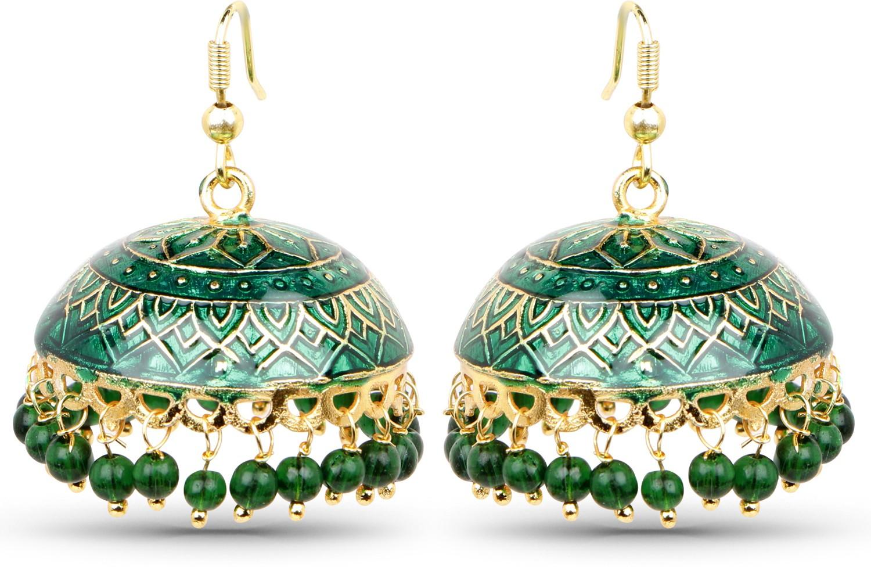 Deals - Delhi - Enamel Jewellery <br> Earrings, Rings, Pendants...<br> Category - jewellery<br> Business - Flipkart.com