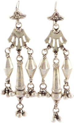 925 Silver Silver Chandelier Earring