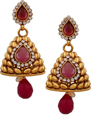 Prisha FASHION EARRINGS Zircon Copper Dangle Earring