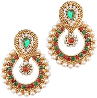Styylo Fashion Diva Style Zircon Alloy Chandelier Earring