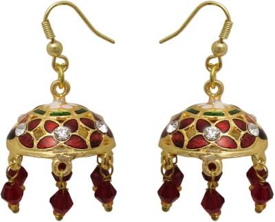 Maheshwari Fashion Brass Jhumki Earring