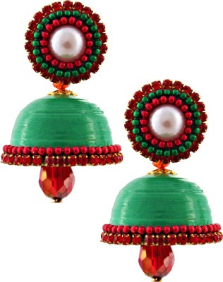 Halowishes EAR148 Paper Jhumki Earring