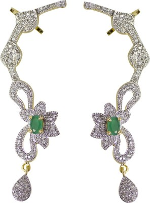 Jewelgrab Sai-Ad-E-Kanphool Alloy Cuff Earring