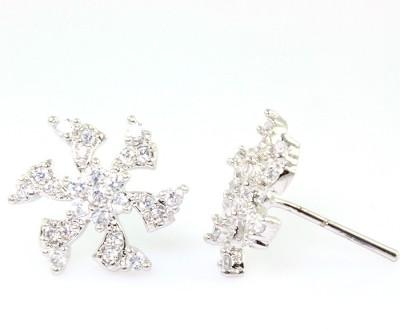 SuperShine jewelry Brass Stud Earring