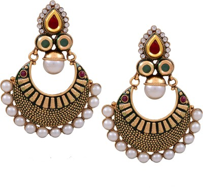 Prisha FASHION EARRINGS Zircon Copper Earring Set
