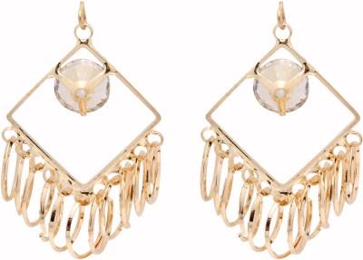 Alyssum Designs ADE-14 Brass Dangle Earring