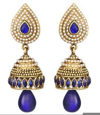 Kesari Ramlilla Alloy Jhumki Earring
