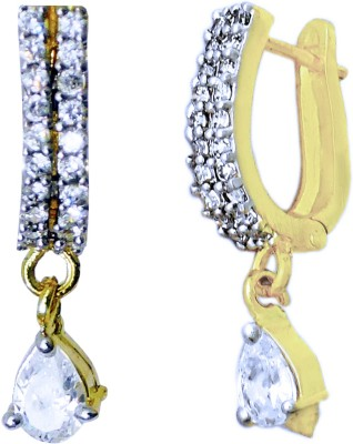 Aura Collection AD Stylish Alloy Clip-on Earring